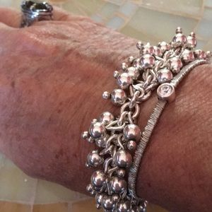 Jewelry - Silpada Cha Cha Bracelet in Excellent Condition